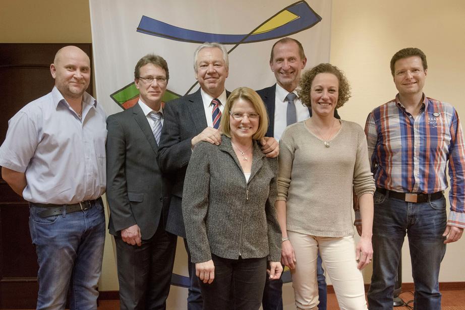 Gewerbeverein Langen 1877 e.V. Vorstand 2017