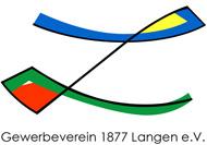 Gewerbeverein 1877 Langen e.V. Logo